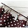 430材質不鏽鋼窗簾夾掛鉤(一組10入) 掛鉤 窗簾夾 夾子掛鉤 鐵夾 夾子 Meimia生活雜貨