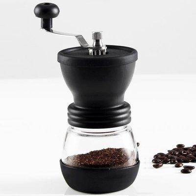 咖啡機手動可水洗陶瓷機芯手搖咖啡磨豆機手工磨粉咖啡豆研磨機
