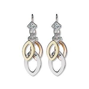 流當品 高等級天然鑽石 耳環墬子 八心八箭 H&A 售GIA鑽石 綠彩鑽 緬甸A貨