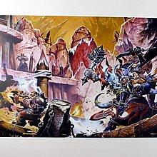 【預購】-魔獸世界 dota刀塔 大《海報》 動漫 網游 遊戲周邊42公分*29公分(一套8張) 房間裝飾生日禮物hb1760