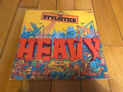 THE STYLISTICS - HEAVY 西洋 黑膠唱片