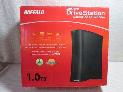 BUFFALO 1TB 3.5吋 外接式硬碟 USB 2.0 隨身硬碟 台北市