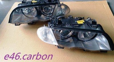 【BMW E46精品館】  E46 四門 改款前 原廠HID 大燈 (大燈,角燈)