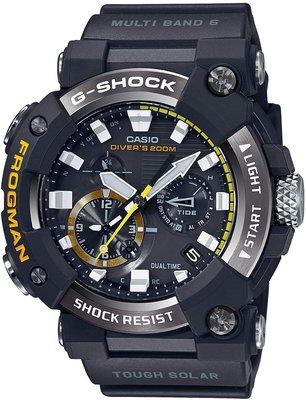 日本正版 CASIO 卡西歐 G-Shock GWF-A1000-1AJF 電波錶 手錶 男錶 太陽能充電 日本代購