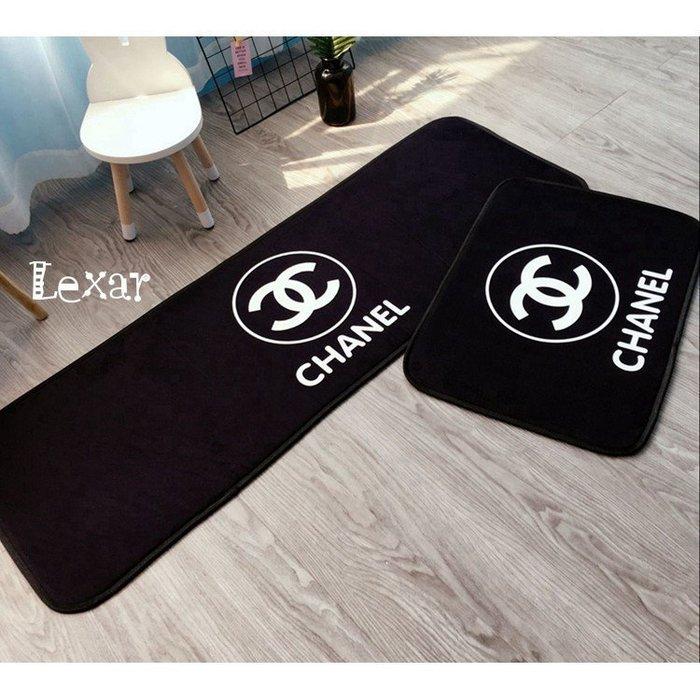 歐式現代簡約客廳地毯臥室床邊毯墊長條卡通動漫廚房墊門廳墊小香