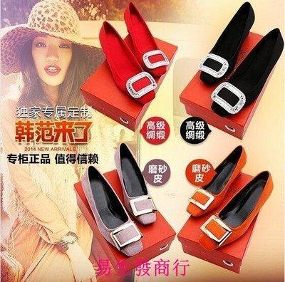 【易生發商行】主打款 歐美風單鞋女鞋潮...