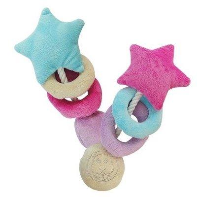 【🐱🐶培菓寵物48H出貨🐰🐹】寵物專用》互動耐咬 流星啾啾玩具 2種顏色 特價190元(補貨中 下標前請先詢問)