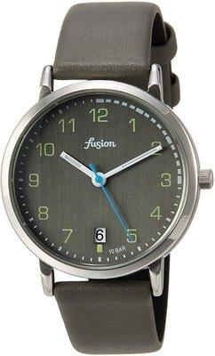 日本正版 SEIKO 精工 ALBA Fusion 70年代 AFSJ402 手錶 皮革錶帶 日本代購
