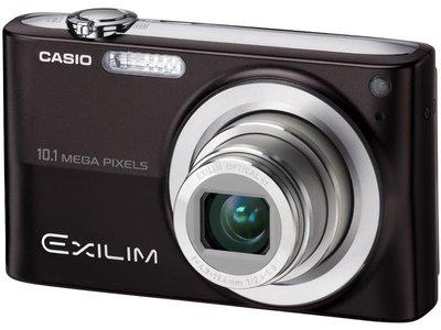 Casio Exilim Zoom 數位相機 黑色(EX-Z200)