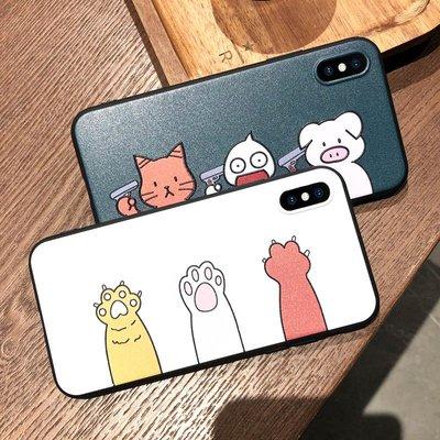 iphone手機殼手機套蘋果iphone7plus手機殼8plus保護套8x個性iphonex創意x
