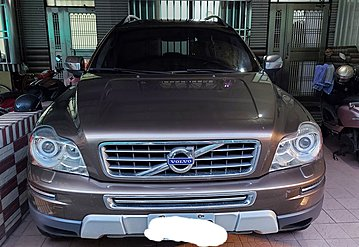 售2011年XC90 D5 柴油總裁版7人座,原廠保養