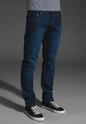 CHEAP MONDAY 瑞典 Tapered Dark Blue 深藍牛仔褲 上寬下窄 AB錐型中性 全新正品現貨29