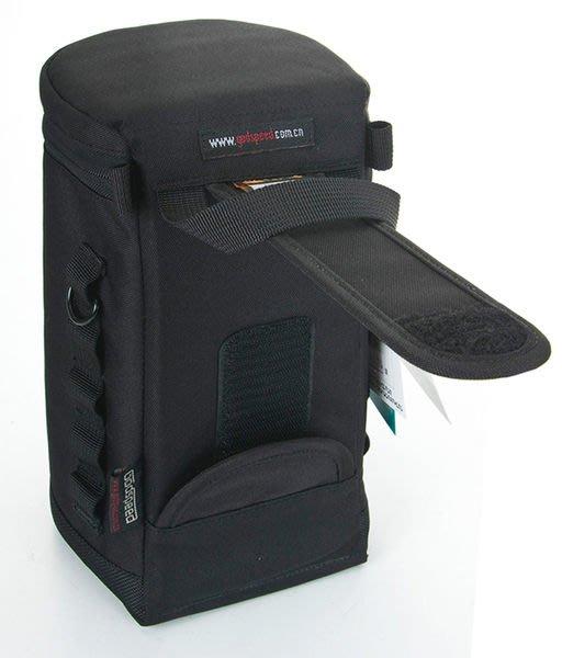 呈現攝影-Godspeed GSL-002 鏡頭袋 鏡頭筒 加厚 高25cm 望遠鏡頭 70-200mm 小白 小小白※