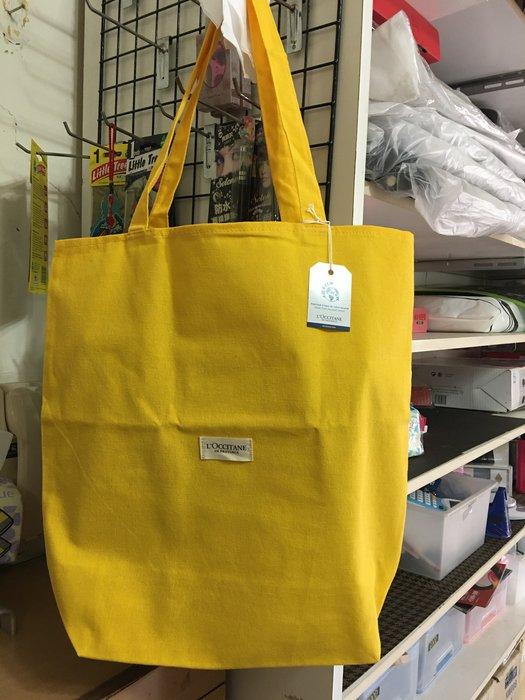 L'OCCITANE 歐舒丹-暖陽黃環保托特袋