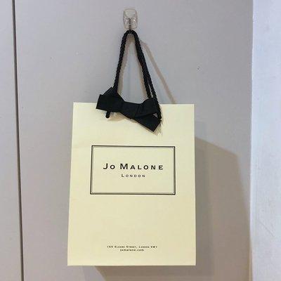 【化妝檯】 英國香氛品牌  Jo Malone  專櫃紙袋(附緞帶) 提袋  購物袋  全新正品  台灣專櫃