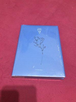 [Family生活館] 李知恩 IU 第五張迷你專輯 Love poem 全新未拆封