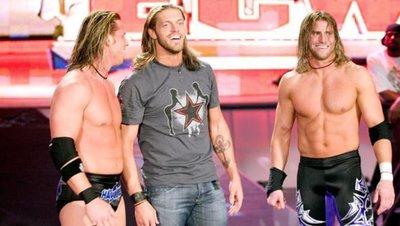 [美國瘋潮]正版WWE Edge It's Easy Bein' Sleazy Retro T-shirt經典復刻款衣服