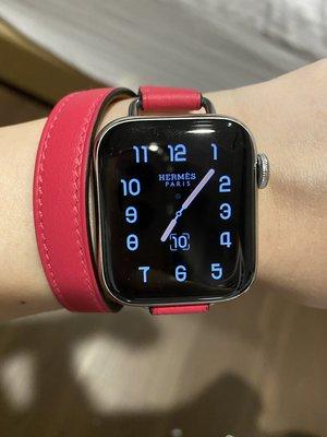 HERMES Apple Watch Series6 愛馬仕雙圈錶帶