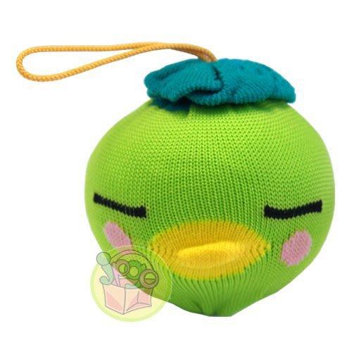【JPGO日本購 】日本製 風呂用洗濯球 動物造型~綠河童#074