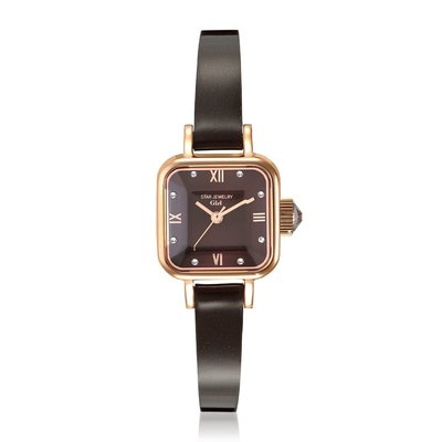 【日本代購】小店主的購物小店:Star Jewelry Girl 手錶 TOFFEE WATCH 2SW7008