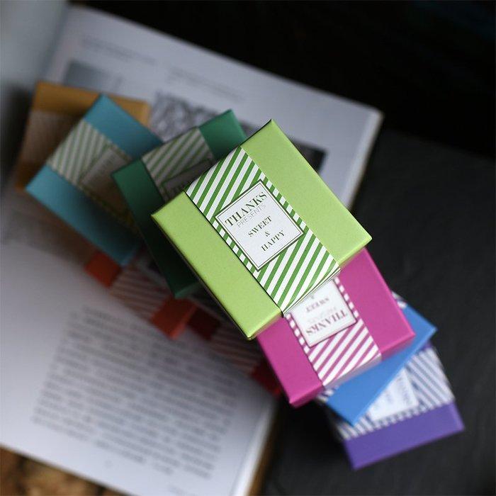 衣萊時尚-熱賣款  婚禮喜糖盒紙盒個性創意禮盒北歐風格包裝盒NG002