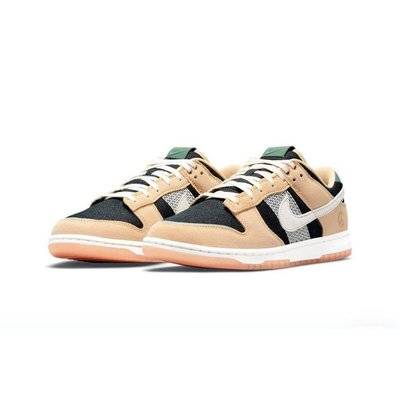 #Nike Dunk Low Rooted in Peace 庭師 DJ4671-294免運