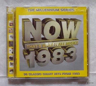 英版Now that′s what I call music!1983  2CD合輯【免運】