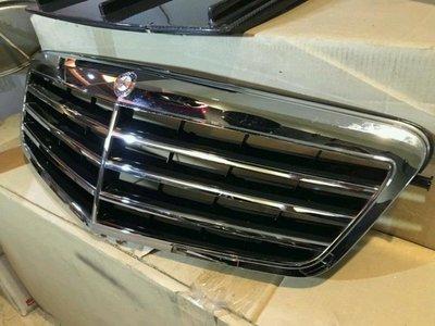 Benz w212 E63 AMG水箱護罩