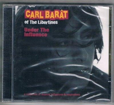 [鑫隆音樂]西洋CD-Carl Barat: Under the Influence {UTICD007} 全新/免競標