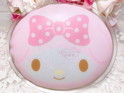 ♥小花凱蒂日本精品♥My Melody美樂蒂環保暖暖包保冷劑重複使用保暖包隨身攜帶輕便方便33032900