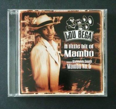 LOU BEGA A Little Bit Of Mambo 1999 CD  99.99新  附側標