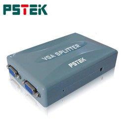 @淡水無國界@ KVM 五角科技 PSTEK 2埠螢幕分配器 VPS-102E VGA 分配器 USB供電