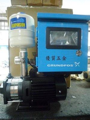 ╭☆優質五金☆╮ 葛蘭富*1.5HP(CH4-30)電腦變頻加壓機*加壓馬達【27000】 台北市