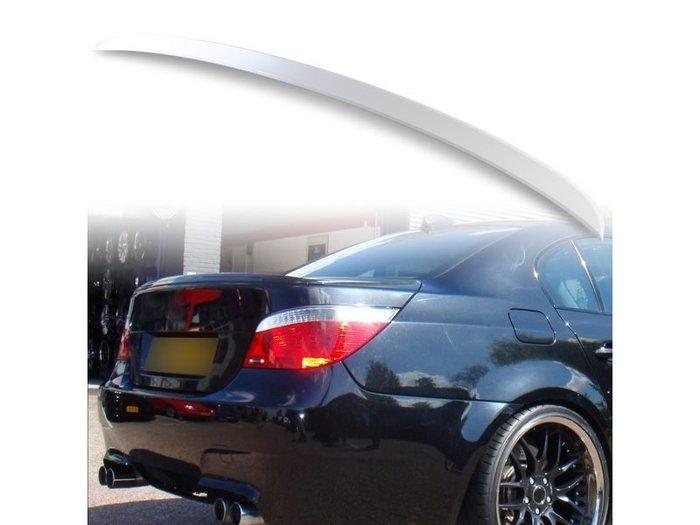 BMW 寶馬5系列 E60 2004-2010年 M5款 ABS尾翼 後擾流板 噴漆件 TS-27172