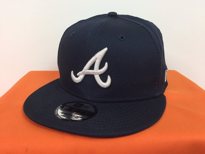 [阿菊潮流工作室]New Era 9Fifty Atlanta Braves Snapback Cap[免運費]