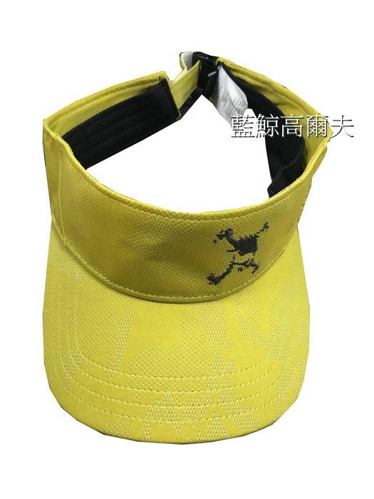 藍鯨高爾夫 OAKLEY日本限量款可調空心帽(芥末黃)