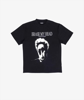 PLEASURES ERASE MY HEAD PREMIUM T-SHIRT 短T