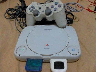 【強強二手商品】SONY PlayStation主機讀取順暢 如圖全部 !  外觀完整乾淨