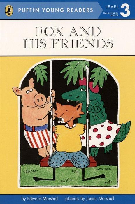 *小貝比的家*FOX AND HIS FRIENDS/ LEVEL 3 /平裝/7~12歲/第三階