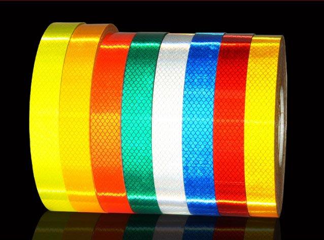 3M鑽石級汽車反光條電動自行車反光貼夜間警示安全貼紙醒目反光膜