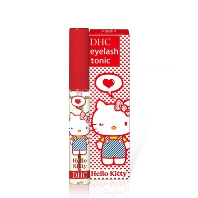 『Miss Cat 貓小姐』* DHC Eye Lash Tonic 睫毛修護液-Hello Kitty限定版 6.5m