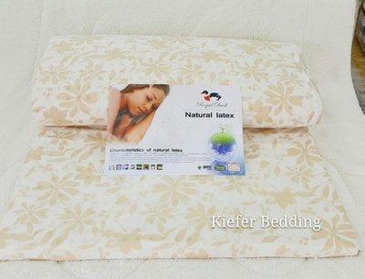 A級 加大6x6.2純天然乳膠床墊.厚度5公分 專櫃品牌 Royal Duck皇室鴨