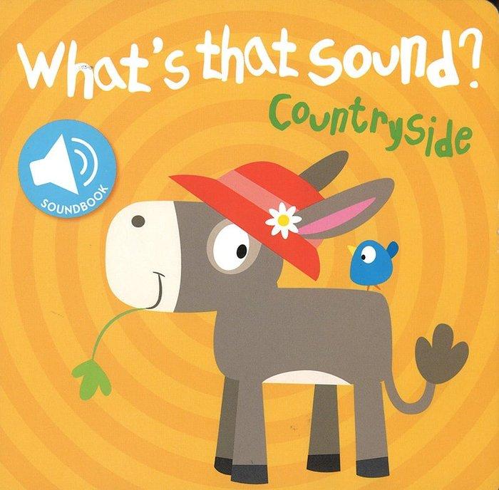 *小貝比的家*WHATS THAT SOUND? COUNTRYSIDE/按鍵聲音小書/硬頁/3~6歲