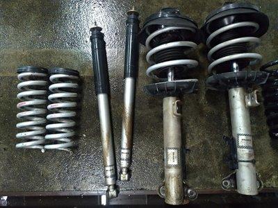 賓士 BENZ W203 C200 C230 C240 C280 C320 BRABUS 巴博斯 改裝 避震器