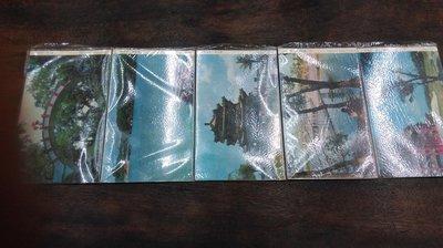 大草原典藏,50年代,高雄澄清湖明信片