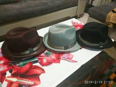 男女通用紳士帽(消費成人服裝滿千贈送一頂不挑色)