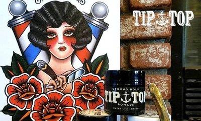 GOODFORIT / 南加州Tip Top Lisa Del Torro Razor Sharp畫報女郎油畫布板畫作