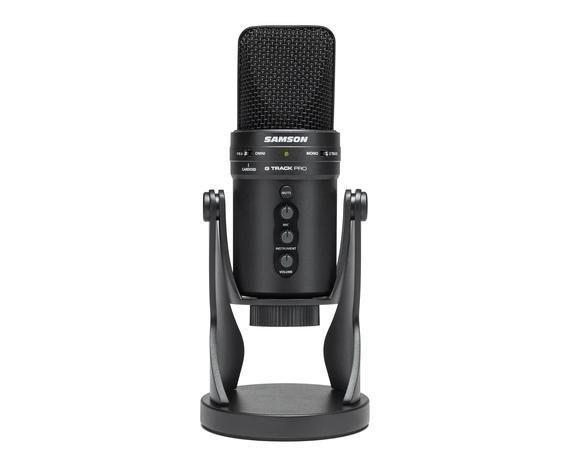 Samson G track Pro USB 混音 廣播專用 電容 麥克風 Meteor Mic C01u 實況 直播