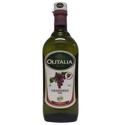 奧利塔 葡萄籽油(1公升 )