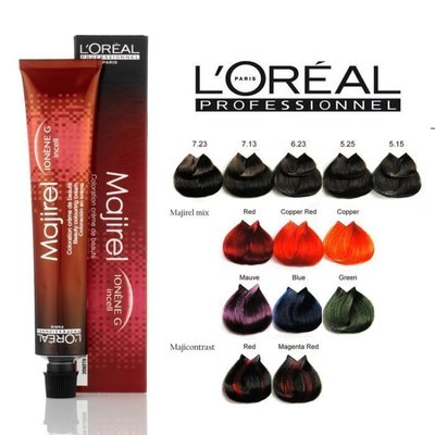 便宜生活館【燙染劑】萊雅L OREAL 專業護髮染膏50g 提供全系色澤選擇(設計師等級)免運費